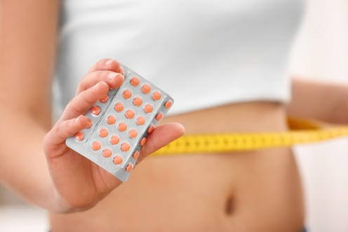 Healthy weight loss tablets