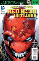 Red Hood and the Outlaws #16 Cover