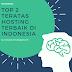 Top 2 Teratas Hosting Terbaik di Indonesia