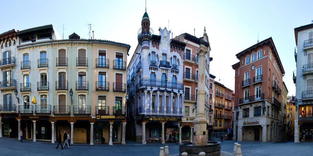 Comerciantes de Teruel lanzan una campaña para impulsar el consumo durante las fiestas de la Vaquilla