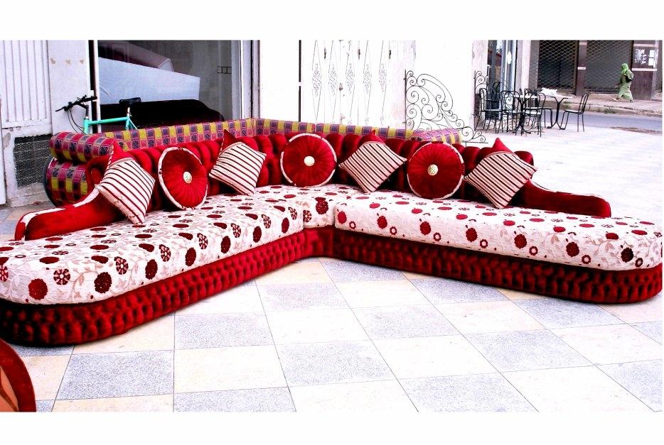 Top 6 salon marocain fauteuil fotey maroc 2016 2017 top canap salon cuir - Salon marocain capitonne cuir ...