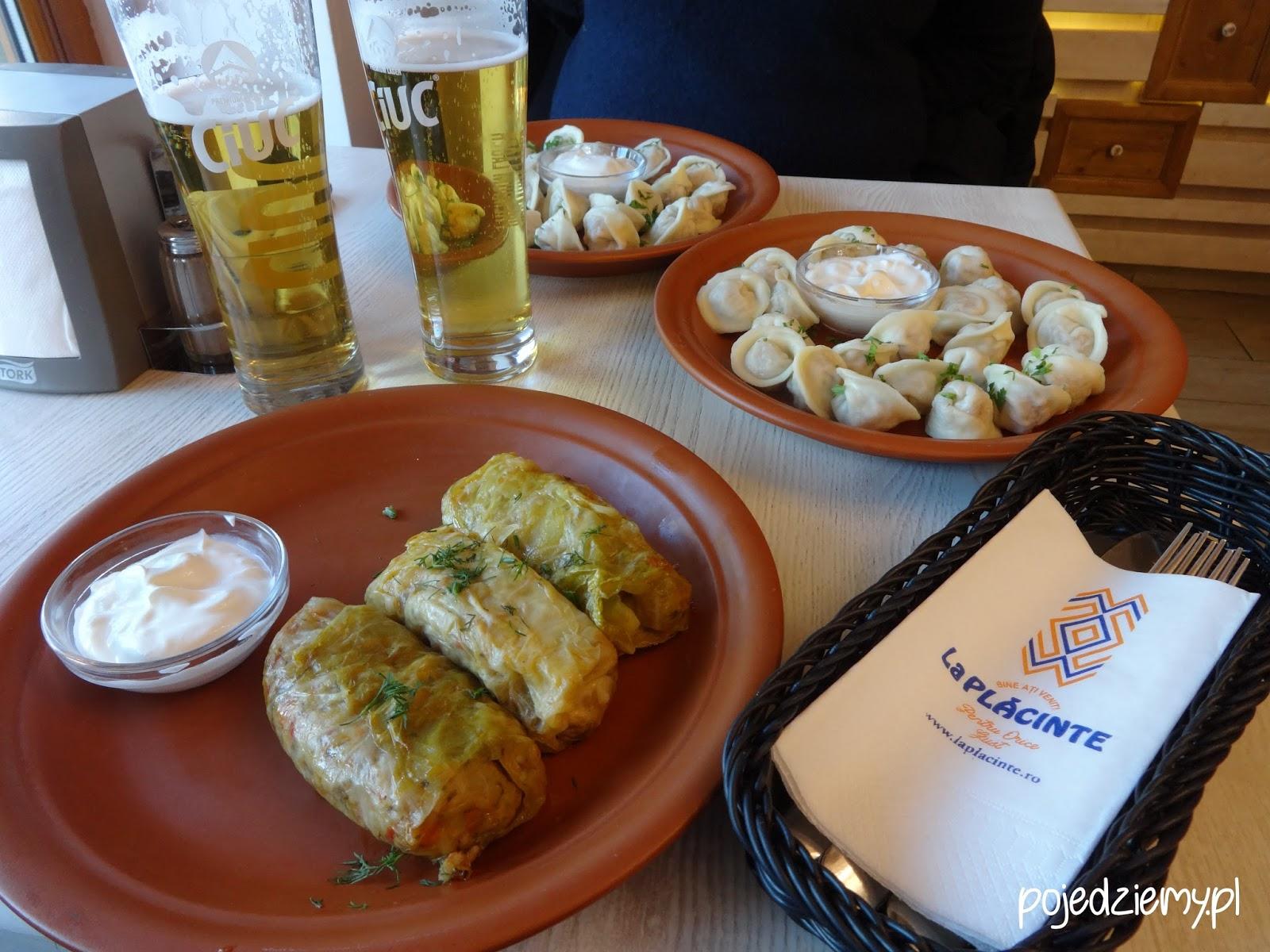 Co zjeść w Bukareszcie - La Placinte