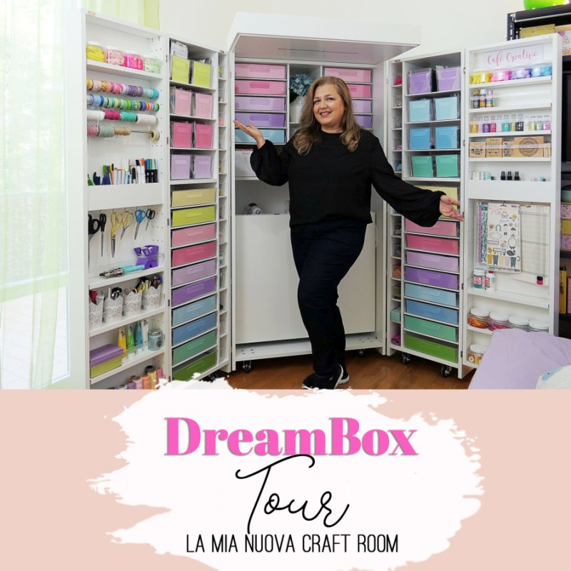 Craft Room Tour e la DreamBox