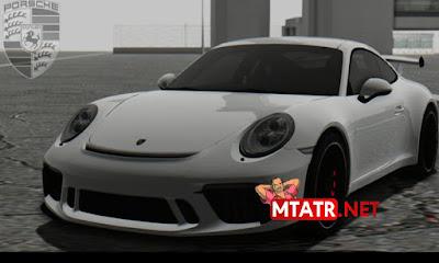 MTA SA Porsche 911 GT3 2018
