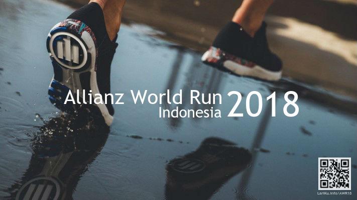 Allianz World Run - Indonesia • 2018