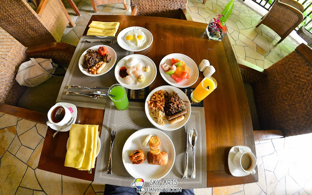 Breakfast @ The Pomelo, The Banjaran
