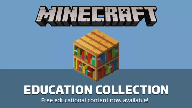 Minecraft receives free educational content in response to school closures