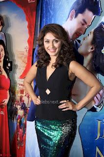 Manjari Phadnis At Jeena Isi Ka Naam Hai Premier Show 08.jpg