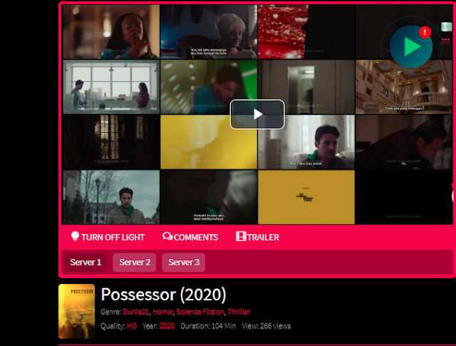 Nonton Film Possessor Uncut (Possessor) (2020) Sub Indo Full Movie | Link 2021