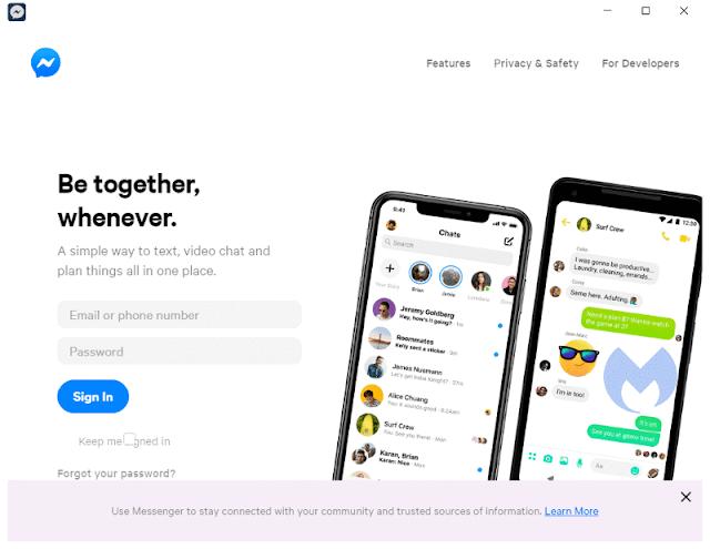 MessengerHub (Adware)