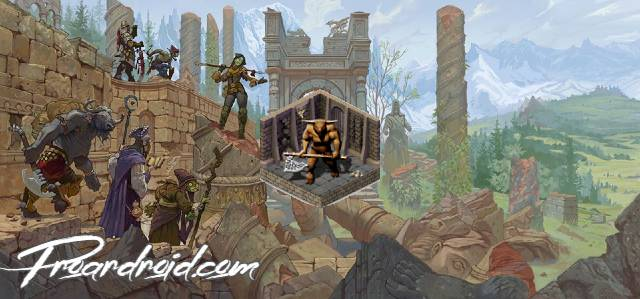 تحميل لعبة الاستراتيجية Exiled Kingdoms RPG Full النسخة المهكرة للاجهزة الاندرويد باخر تحديث مجانا