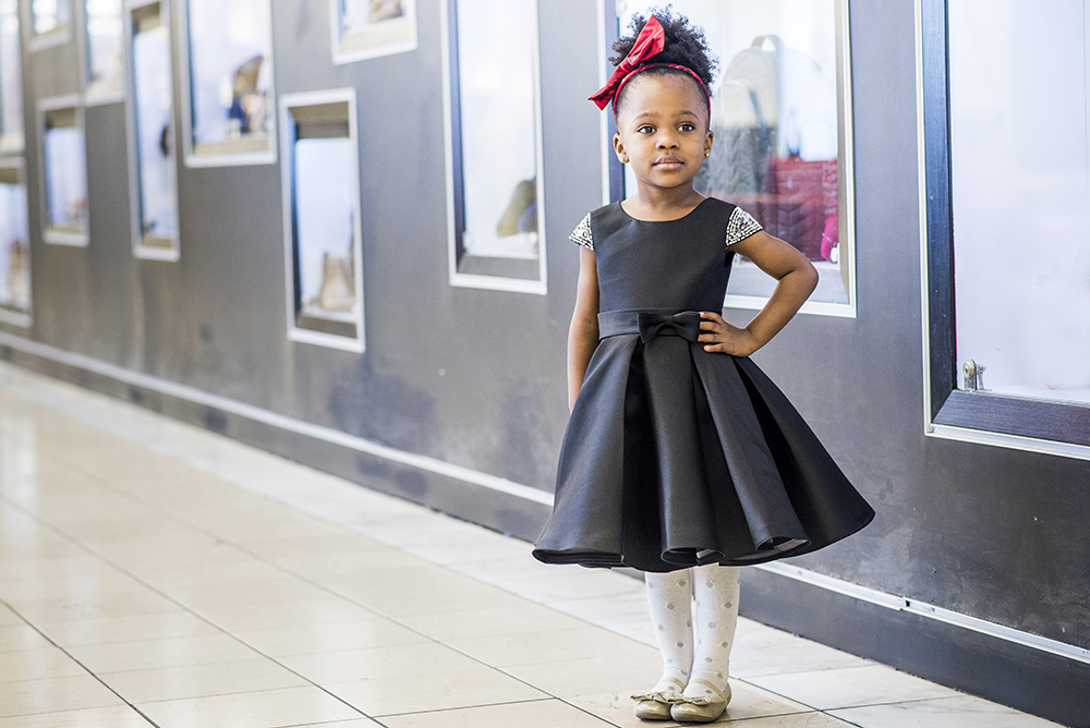 Kids' Special Occasion Dress featuring Monbebe Lagos