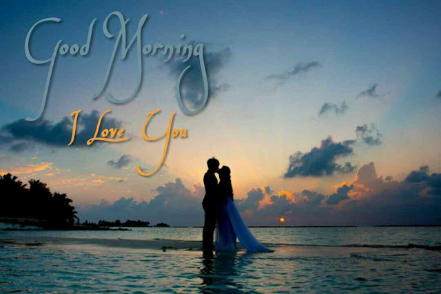 Good morning romantic nature images