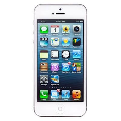 Spesifikasi dan Harga Apple iPhone 5G