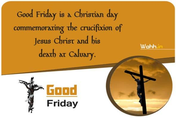 Good Friday Quotes In Hindi For Whatsapp