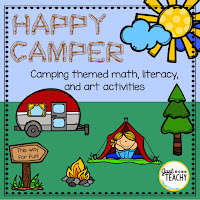 math-literacy-and-art-camping-activities