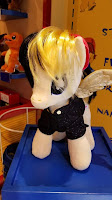 Songbird Serenade My Little Pony the Movie Build-a-Bear Plush