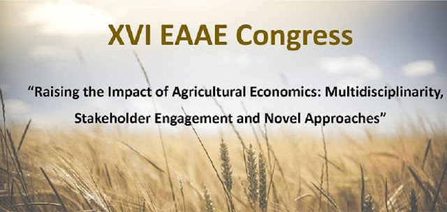 The AGRIMODELS Cluster jointly participates at the 16th Congress of EAAE