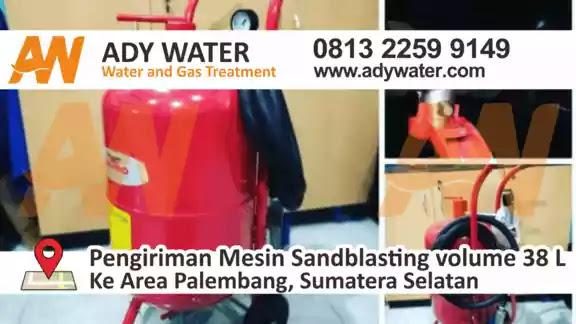 Kegunaan Pasir Kuarsa, harga mesin sandblasting