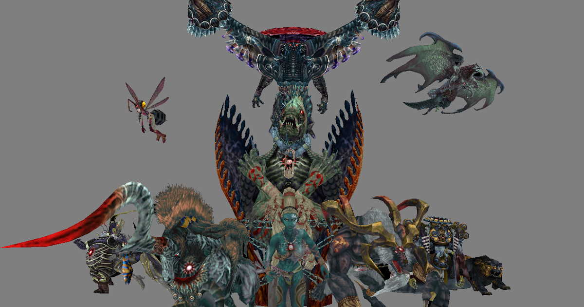 final fantasy every end boss ranked from weakest to most - 1200×630