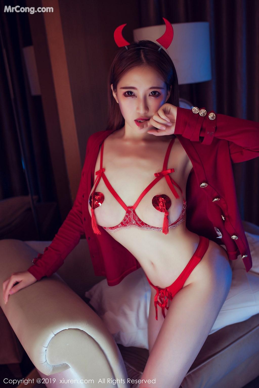 Image XIUREN-No.1538-Yue-Yin-Tong-MrCong.com-010 in post XIUREN No.1538: Yue Yin Tong (月音瞳) (49 ảnh)