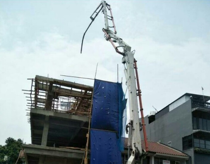 harga ready mix murah dan rental concrete pump