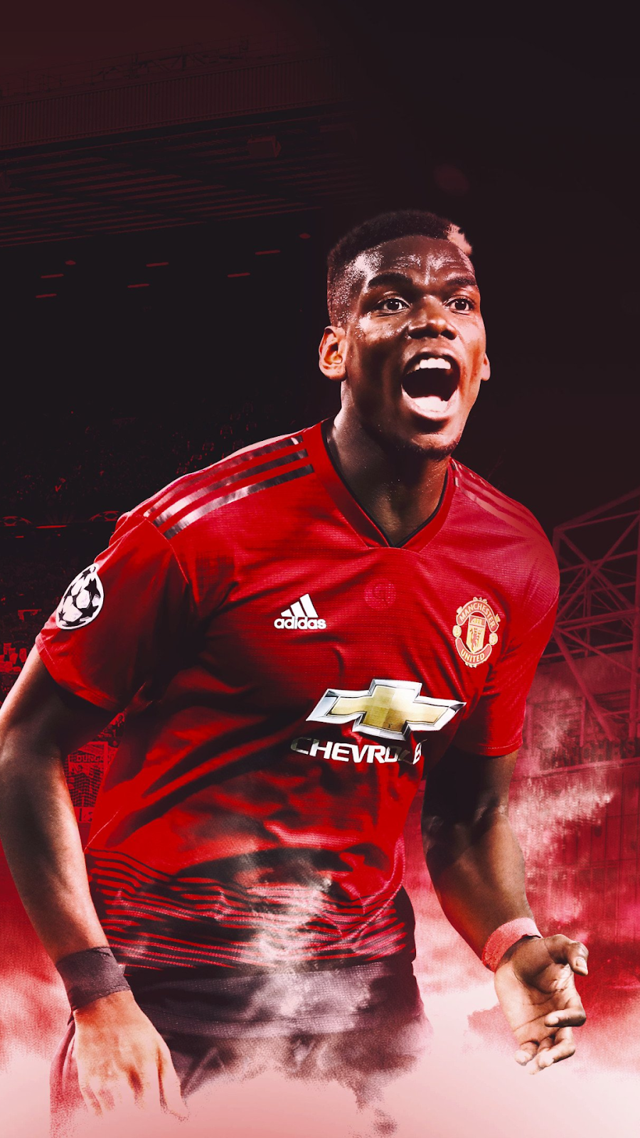 Paul Pogba Mobile Wallpaper