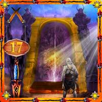 Top10NewGames Escape From Fantasy World Level 17