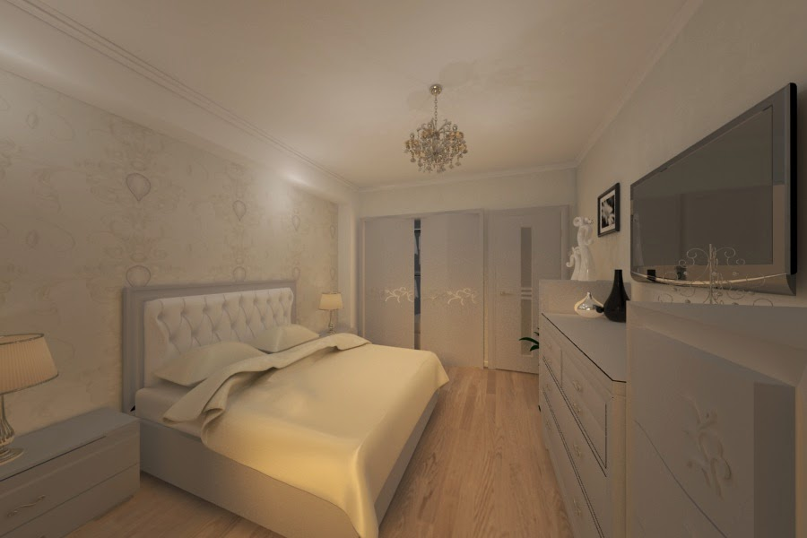 design  dressing apartament