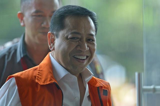e-KTP, Setya Novanto Jelaskan Soal Uang Rp20 M untuk Berurusan Dengan KPK
