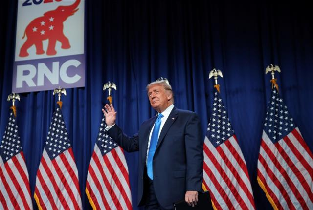 donald trump presidential election 2020 - Newstrendshindi