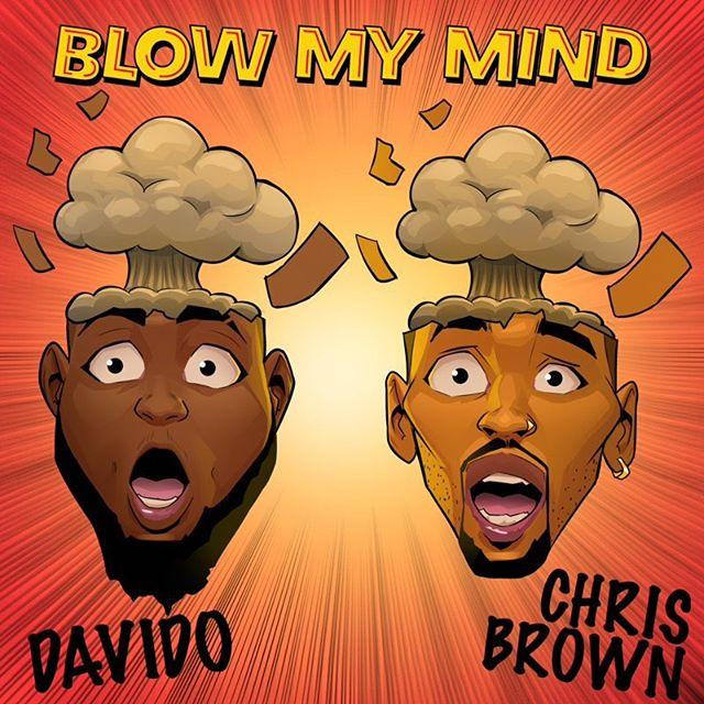Davido & Chris Brown Teams Up For Upcoming SIngle, 'Blow My Mind'