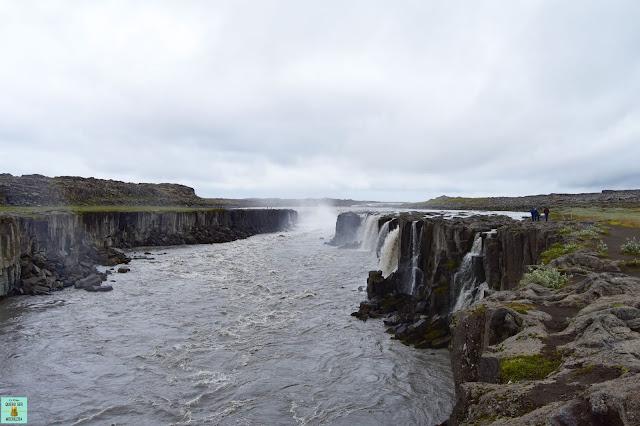 Selfoss, Islandia