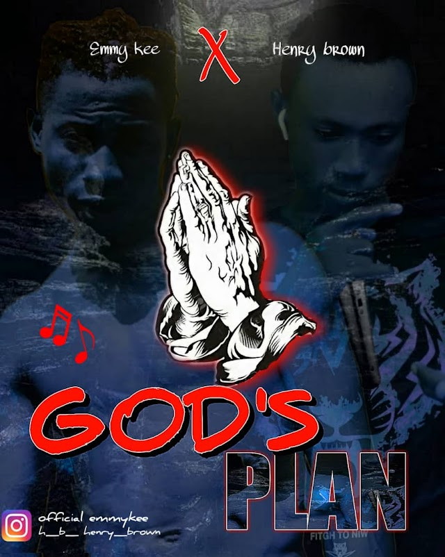 Music: Emmy Kee ft Hemzy brown - God's plan