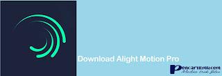 Download Alight Motion Pro APK mod 3.4.3 All Unlocked