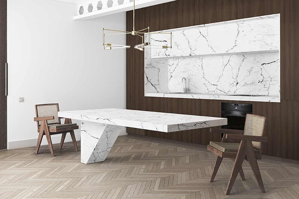 abstract-marble-kitchen-wooden-backing