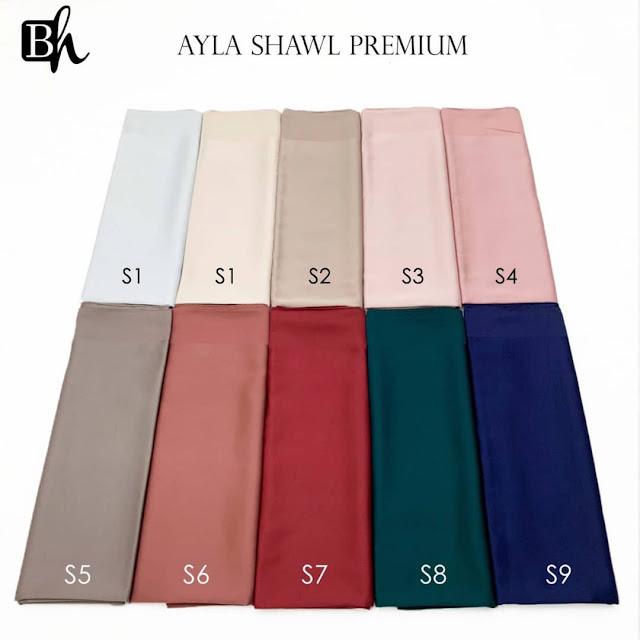 AYLA Shawl Premium