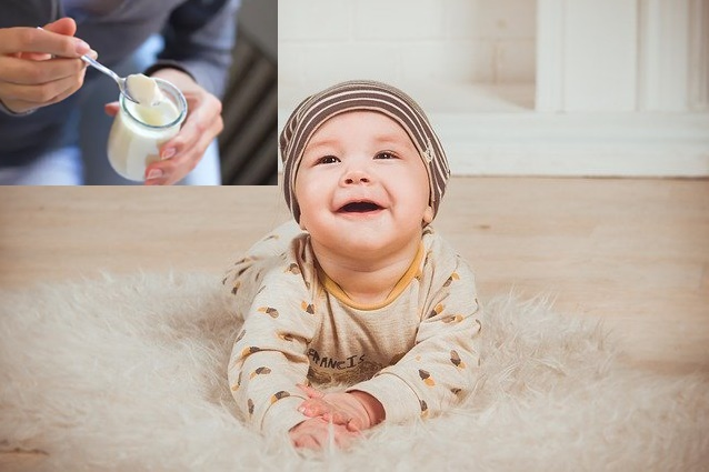 Best Time for Giving Yogurt to Your Baby