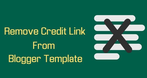 Trik Menghapus Credit Link Pada Template Berbayar