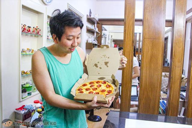 Renz Cheng 30 Charlie Kitchen's