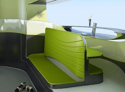 diseño de interiores en casa movil