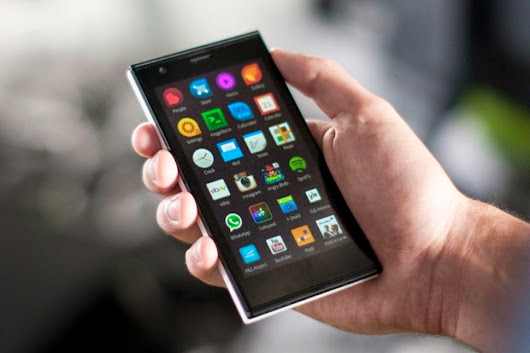 Jolla Planning To launch its First Smartphone In India