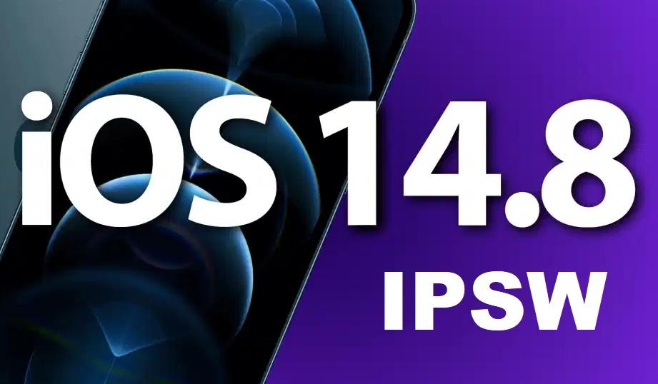 iOS 14.8 IPSW Download Links