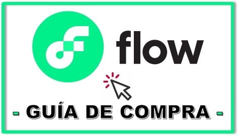 Cómo y Dónde Comprar Criptomoneda FLOW