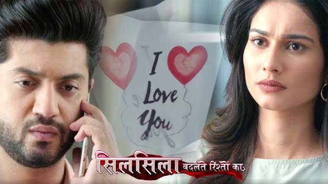 Big Confusion : Radhika's misunderstanding over Ruhaan's love for Pari in Silsila Badalte Rishton Ka