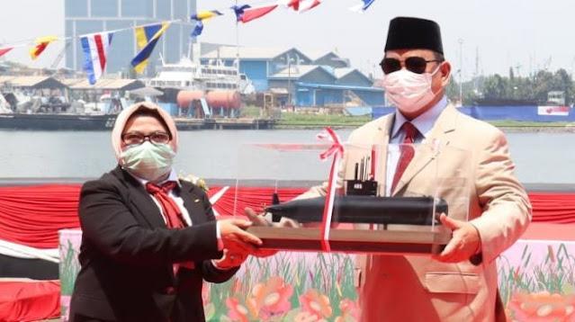 Duka Prabowo, Keponakan Gugur pada Tragedi KRI Nanggala 402