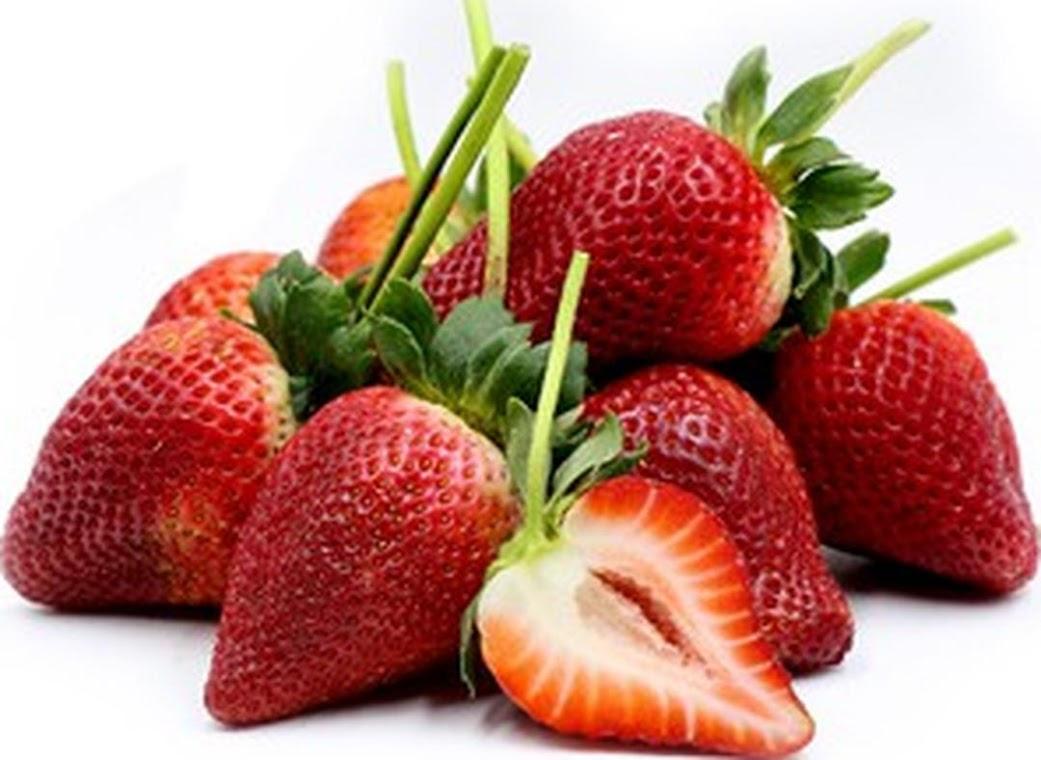 Bibit Strawberry giant kemasan 4 butir 11597 Sulawesi Utara
