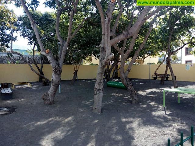 Los Llanos inaugura el primer parque para perros de La Palma