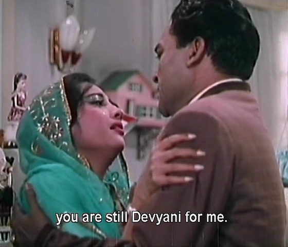 You are still Devyani for me