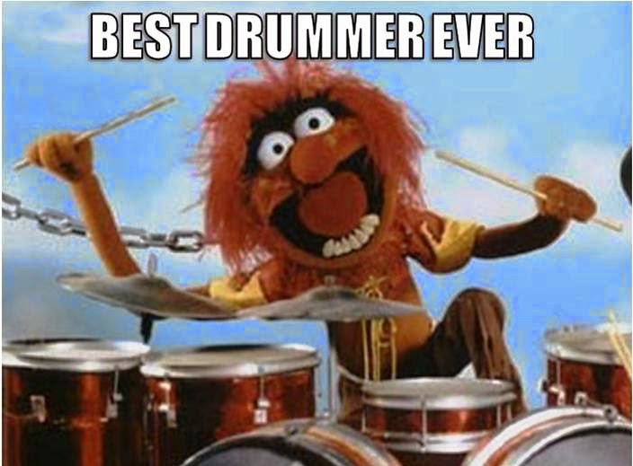 Music With Mr  Barrett: The Best Drummer Ever!